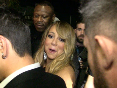 Mariah Carey Explains Stealing Meryl Streep's Golden Globes Seat