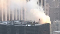 Fire at Trump Tower (UPDATE)