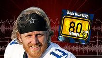 Cowboys' Cole Beasley Releases Rap Single, Name Drops Dak, Jerry Jones