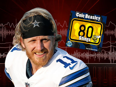 Cowboys' Cole Beasley Releases Rap Single, Name Drops Dak, Jerry Jones