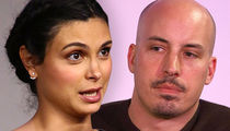 'Deadpool' Star Morena Baccarin Antes Up Big in Divorce