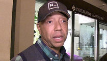Russell Simmons, 2 Rape Accusers File New Police Reports (UPDATE)