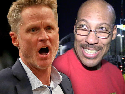 Steve Kerr Says LaVar Ball Is 'Kardashian of NBA,' Stop Following Him!!