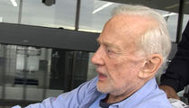Buzz Aldrin Says He'd Rather Work for Bezos than SpaceX or NASA