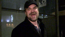 David Harbour On Losing 'Stranger Things' Dad Bod for 'Hellboy'