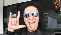 Gene Simmons Says f*** Yeah, KISS Would Play North Korea!!!