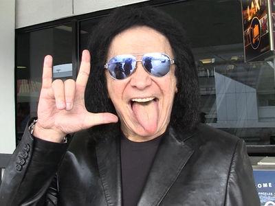 Gene Simmons Says f*** Yeah, KISS Would Play North Korea!!!