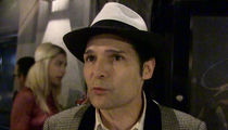 Corey Feldman Named in Sexual Battery Police Report