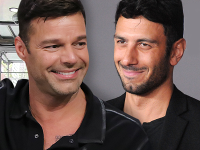 Ricky Martin Reveals He Already Married Jwan Yosef