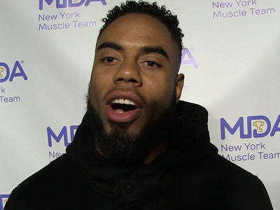 NFL's Rashad Jennings Crossing Over to Competitive Dance After 'DWTS' Win