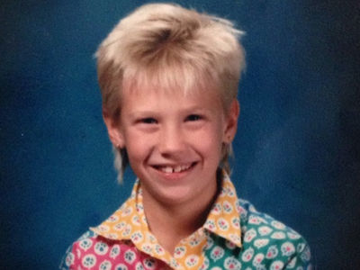 Guess Who This Mullet-Rockin' Kid Turned Into!