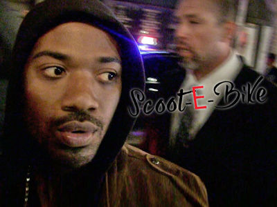 Ray J: Scoot-E-Bike Was My Idea, Lawsuit's a Shakedown