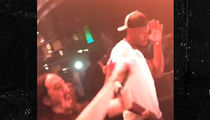 Usain Bolt Dances His Ass Off Onstage with Steve Aoki