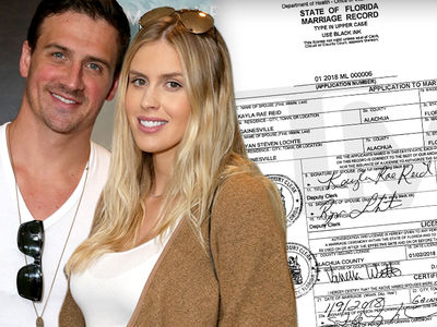 Ryan Lochte and Kayla Rae Reid are Married