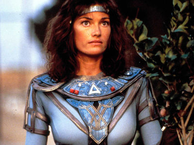 Teela in 'Masters of the Universe' 'Memba Her?!