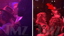 Elon Musk and Amber Heard Cut Loose on The Abbey Dance Floor