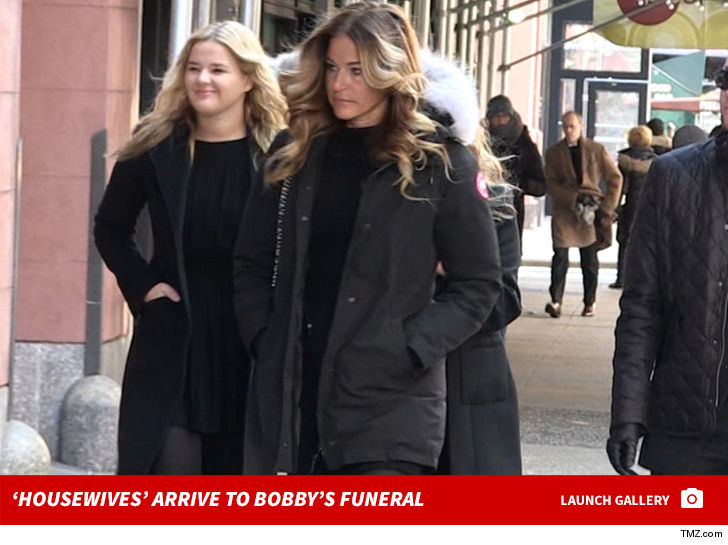 Real housewives of new york dating after husband death