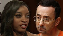 Simone Biles Says Larry Nassar Sexually Assaulted Her Too