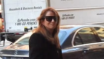 Jill Zarin Arrives for Husband Bobby's Funeral