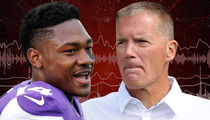 Stefon Diggs' College Coach: He's Only Gonna Get Better!!