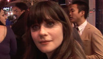 Zooey Deschanel, I'm Too Busy to Horse Around in Court