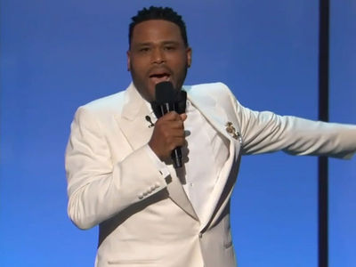 Anthony Anderson Mocks Tyrese at NAACP Image Awards