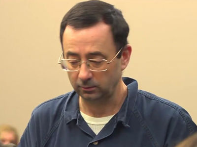 Larry Nassar's Victims Speak In Court, Here's Why You're a Scumbag