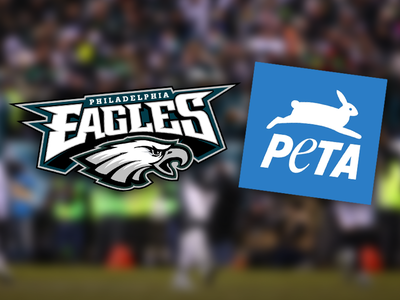 PETA Rips Horse-Punching Philly Fan: Ban Him From Eagles Games!!