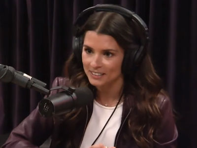 Danica Patrick: I Froze My Eggs Way Before Aaron Rodgers