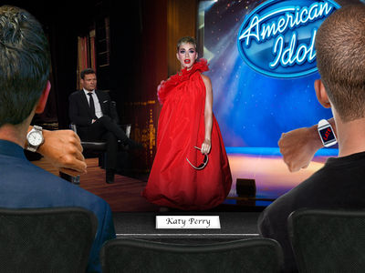 Katy Perry Habitually Late for 'American Idol' Tapings