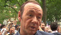 Kevin Spacey Under Investigation for Third Sexual Assault in London