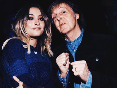 Paris Jackson Fan Girls Out After Meeting Paul McCartney