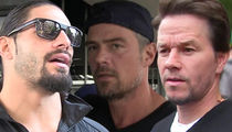 Mark Wahlberg, Josh Duhamel Alleged Customers of Steroid Dealer Richard Rodriguez