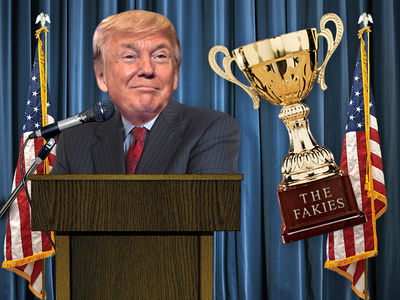 President Trump's 'Fake News Awards' Handed Out to ...