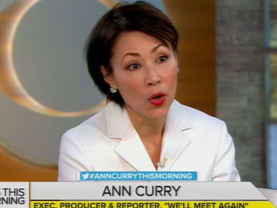 Ann Curry Says Verbal Sexual Harassment 'Pervasive' at NBC