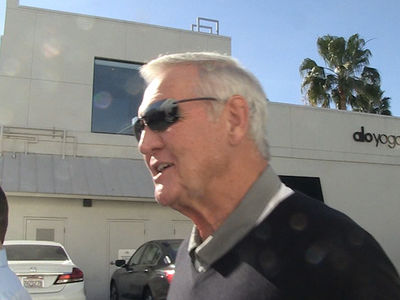 Jerry West Blames 'Emotions & Testosterone' In Clips vs. Rockets