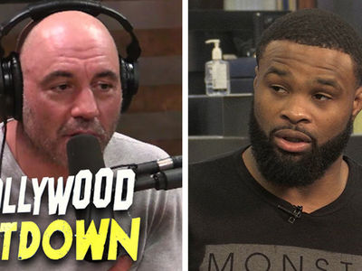 Tyron Woodley: Here's What It's Like to Knock a Dude Out