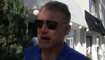 Dolph Lundgren: Drago's Son Will Be Great ... After a Hair Wax!