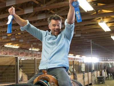 Josh Duhamel is North Dakota's Tourism Poster Boy for 2 More Years, $365k