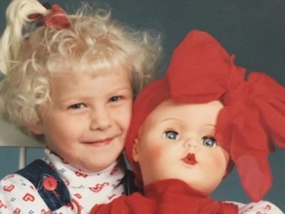 Guess Who This Doll Darlin' Turned Into!
