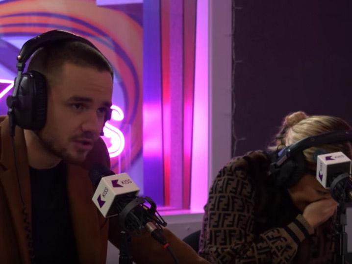 Liam Payne Turns On Rita Ora, Radio DJs With 'Fifty Shades of Grey' Reading  | TMZ.com