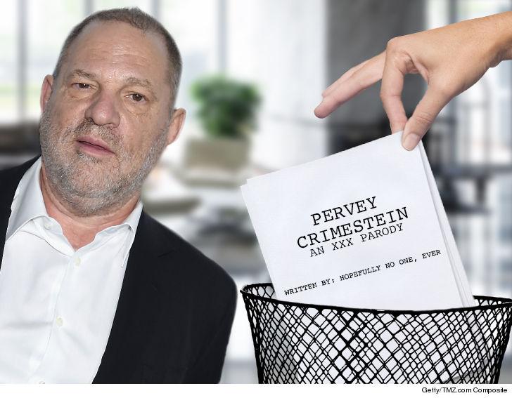 Harvey Weinstein Porn Parody Not in the Cards