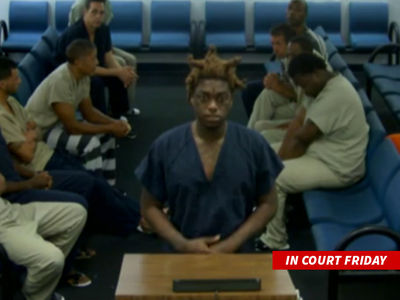 Kodak Black's Drug and Weapons Bust Sparked by Instagram Video