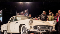 Kris Jenner's Vintage Thunderbird Auctioned Off for $57,000