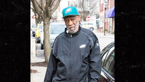 Bill Cosby Resurfaces in Philadelphia Eagles Gear Ahead of NFC Championship