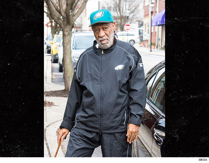 1f8a38c83d2 Bill Cosby Resurfaces in Philadelphia Eagles Gear Ahead of NFC Championship