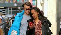 Malia Obama and Boyfriend on a New York City Date