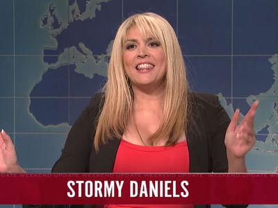 SNL Weekend Update Skewers Trump Over Government Shutdown and Stormy Daniels