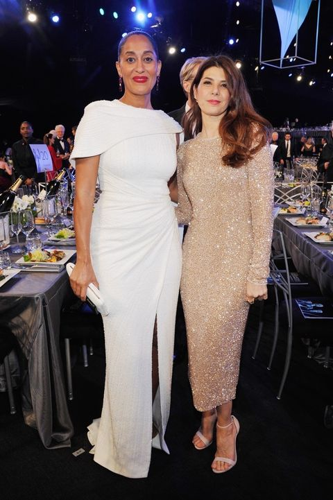Tracee Ellis Ross and Marisa Tomei