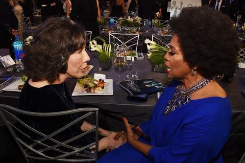 Lily Tomlin and Jenifer Lewis